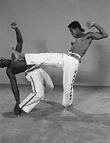 Capoeira Stretching