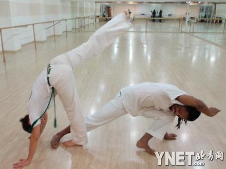 Capoeira in Beijing seeks local following