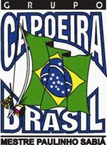Grupo Capoeira Brasil Logo