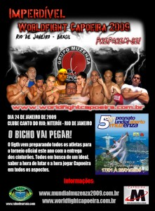WORLD FIGHT CAPOEIRA MUZENZA