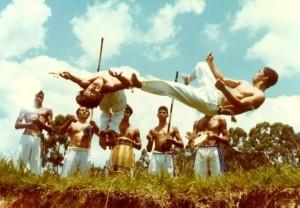 Capoeira Mandinga 1980...