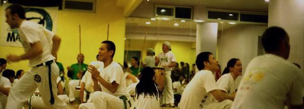 Capoeira Mandinga Shanghai Batizado. Photo by Elena Kilina.