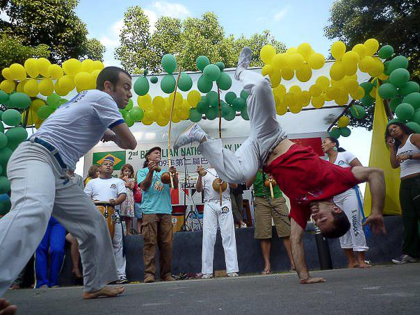 II Batizado Capoeira Mandinga Shanghai 2009