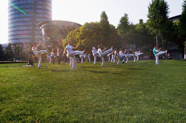 Capoeira Trip to Kunshan, May 2010 by Virtual