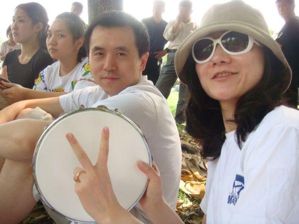 Capoeira - You will like it! / Capoeira in Shanghai, China