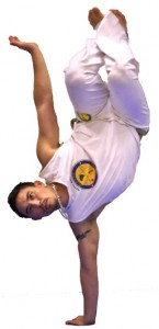 Instrutor Indio from Capoeira Axe Hong Kong in Shanghai, China