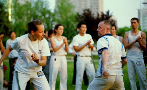 Kunshan capoeira Trip / Capoeira Mandinga Shanghai